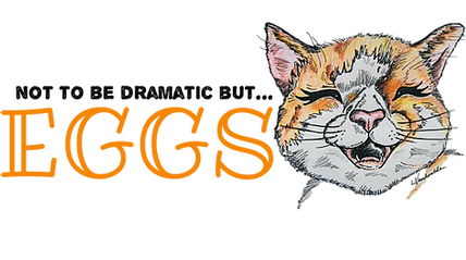 Eggs the cat